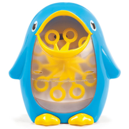 munchkin bellenblaas-Pinguïn blauw