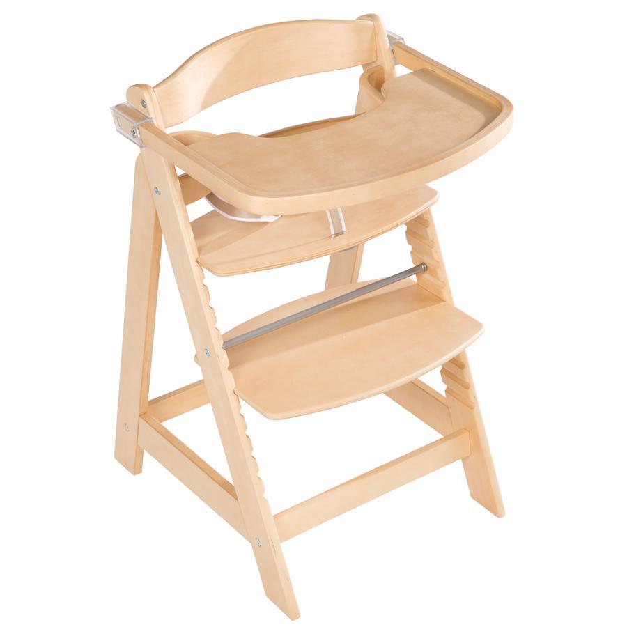 Roba Jídelní židlička Sit Up Fun, přírodní