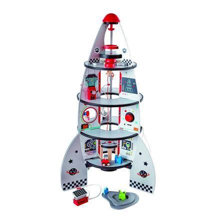 Hape Fusée spatiale enfant, bois E3021