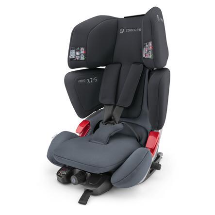 CONCORD Kindersitz Vario XT-5 Black Grey - Black Edition