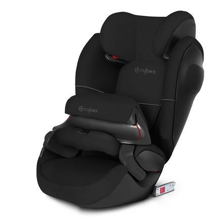 cybex SILVER Fotelik samochodowy Pallas M-fix SL Pure Black-black