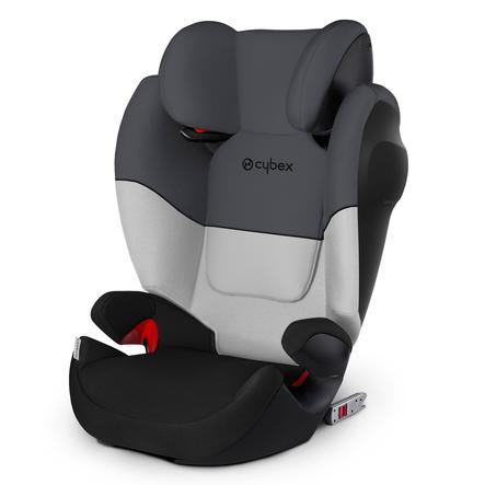 cybex SILVER Kindersitz Solution M-fix SL Gray Rabbit-dark grey