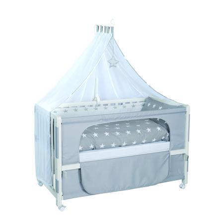 roba Room Bed weiß Little Stars