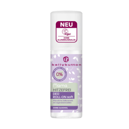 bellybutton Mama Deo Roll-on proti horku 50 ml, 2018