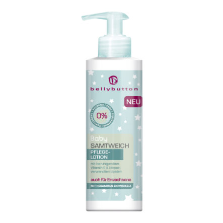 bellybutton Baby Care Lotion Fluweelzacht 300 ml