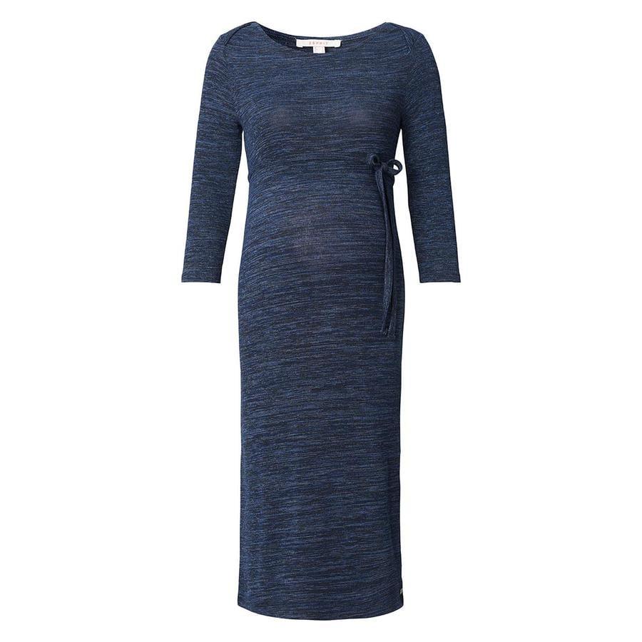 ESPRIT Robe de maternité Bleu nuit