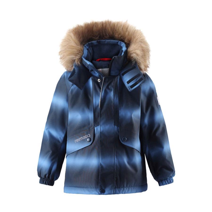 reima Giacca invernale Furu Soft Blue
