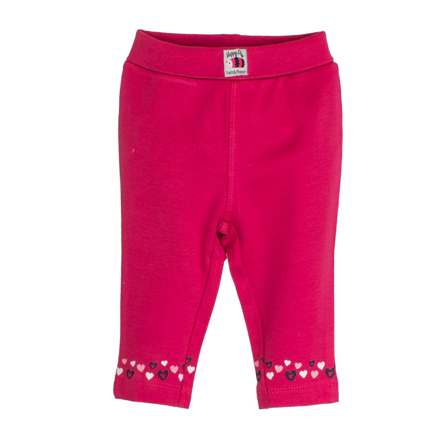 SALT AND PEPPER Leggings Happy pink