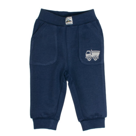 SALT AND PEPPER Boys Pantalon de survêtement Fun Time Bleu marine