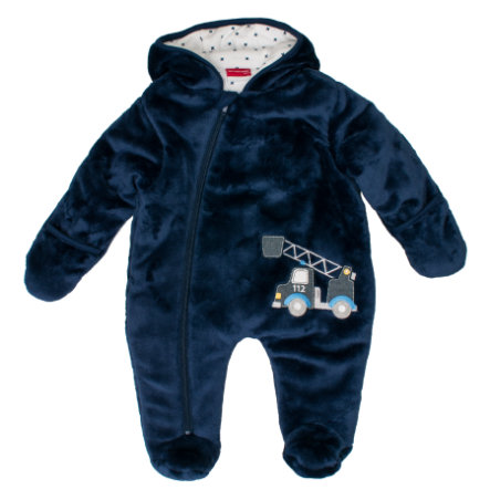 SALT AND PEPPER Plüschoverall Fun Time Navy Blue