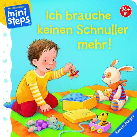 Ravensburger ministeps® - Ich brauche keinen Schnuller mehr!