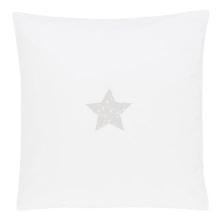 Babybay Povlečení s aplikací Hvězda 80x80 cm