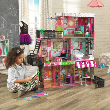 Kidkraft® Domek dla lalek Brooklyn's Loft