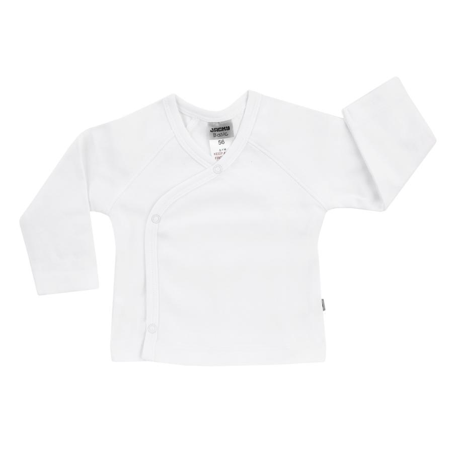 JACKY Pierwsza koszula, biała.