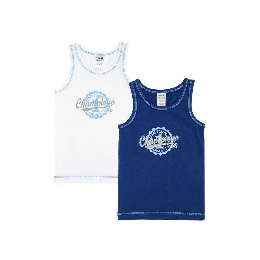 JACKY Pakiet 2 Bielizny BOYS Mistrzów Bielizny, niebieski