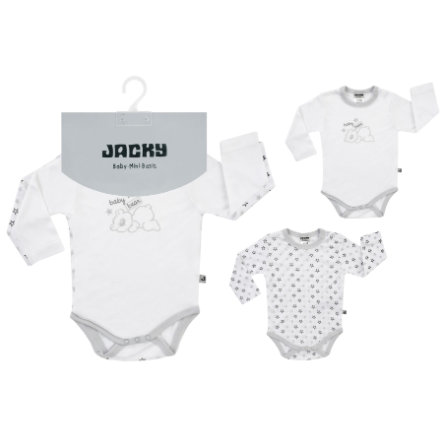 JACKY Body langarm 2er Pack TENCEL