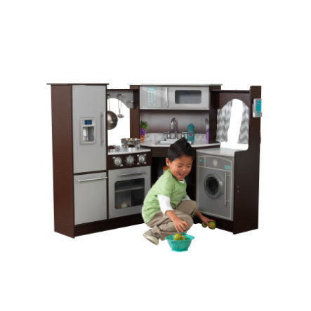 KidKraft® Ultimative Eck-Spielküche mit Licht und Sound