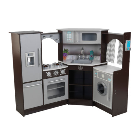 Kidkraft® Cucina ad angolo Ultimate con luci e suoni
