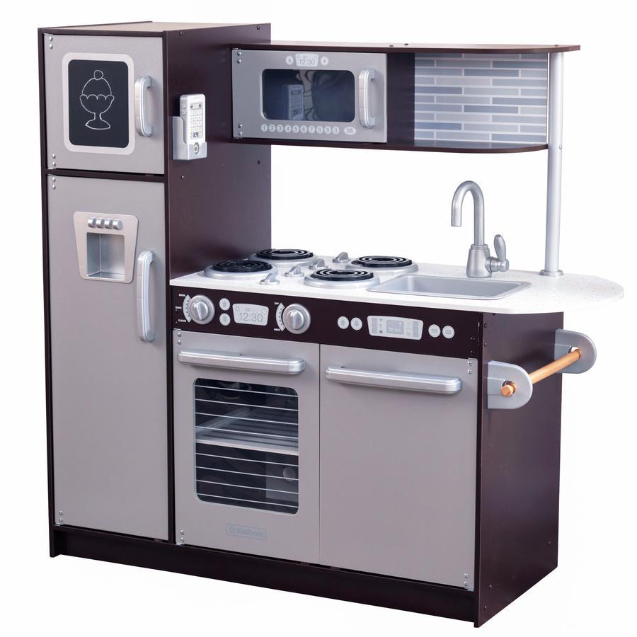 Kidkraft® Cuisine enfant Uptown expresso 53260