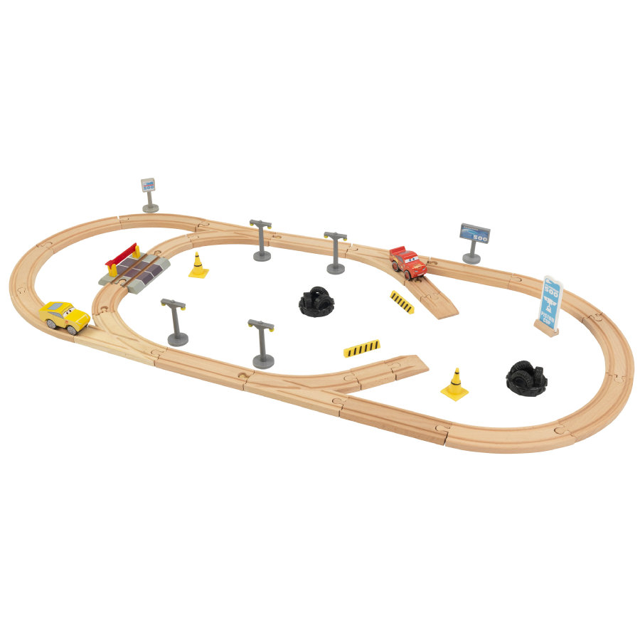 Build Your Own Track – Set Disney® Pixar Cars 3 By KidKraft