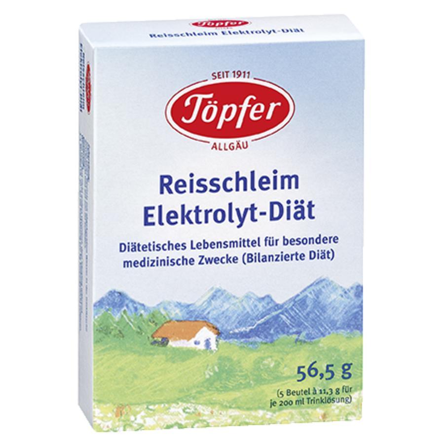 TÖPFER Reisschleim Elektrolyt-Diät 56,6g