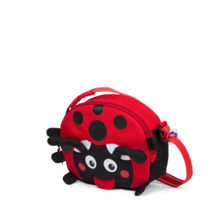 Affenzahn Messenger Bag Lilly Ladybird - Red