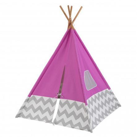 Kidkraft® Tenda dei pellerossa rosa