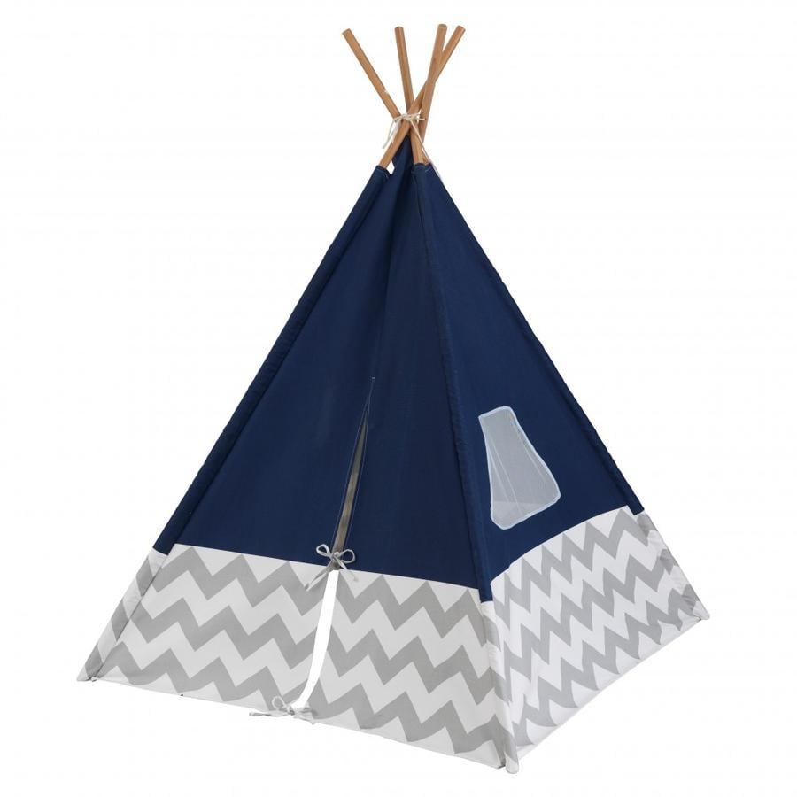 Kidkraft® Tenda dei pellerossa blu