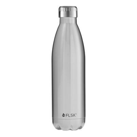 FLSK® Trinkflasche STNLS 750 ml