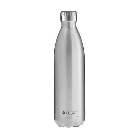 FLSK® Trinkflasche STNLS 1000 ml ab dem 5. Jahr