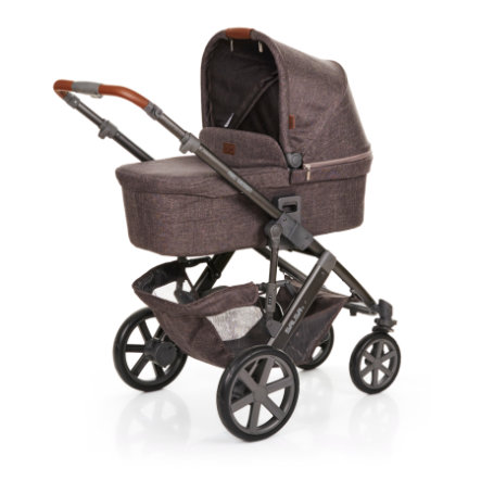 ABC DESIGN Kinderwagen Salsa 4 walnut