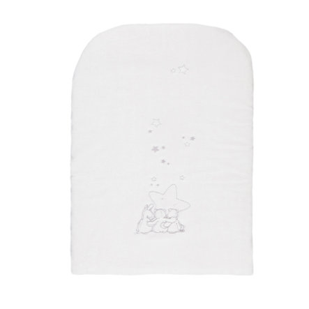 noukie´s Przewijak d'étoiles Frottee weiß 60 x 30 cm