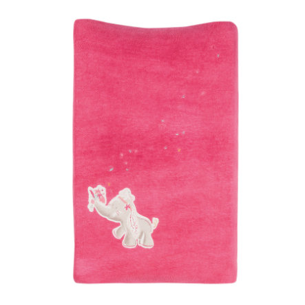 noukie´s Wickelauflagen-Set  Anna&Pili himbeere 60 x 30 cm