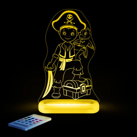 aloka Lampe veilleuse SleepyLights Pirate