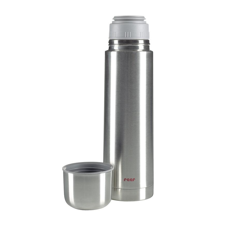 reer Isolierflasche Edelstahl 750 ml