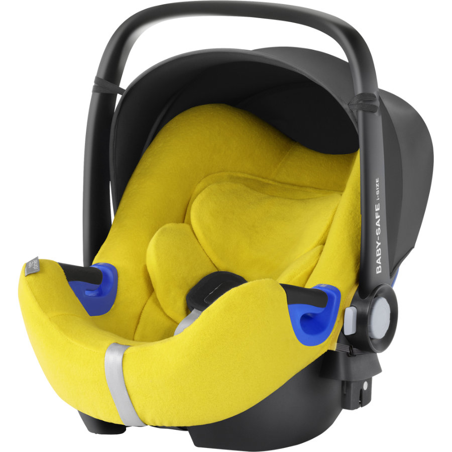 britax r mer kes p llinen malliin baby safe i size yellow. Black Bedroom Furniture Sets. Home Design Ideas