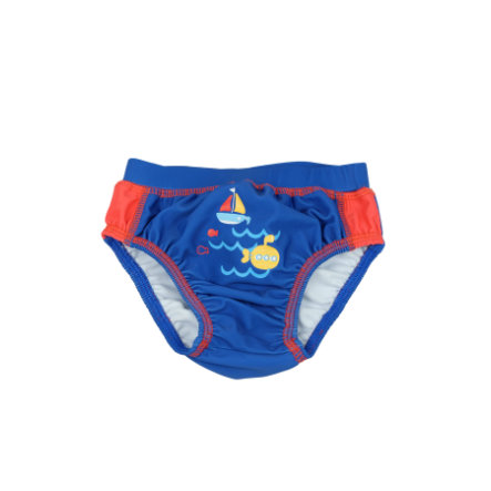 DIMO Windelbadehose royal