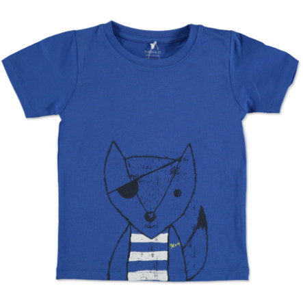 name it Boys T-Shirt Vuxfro nautical blue