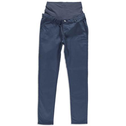 ESPRIT Chino broek koninklijk blauw Lengte: 32