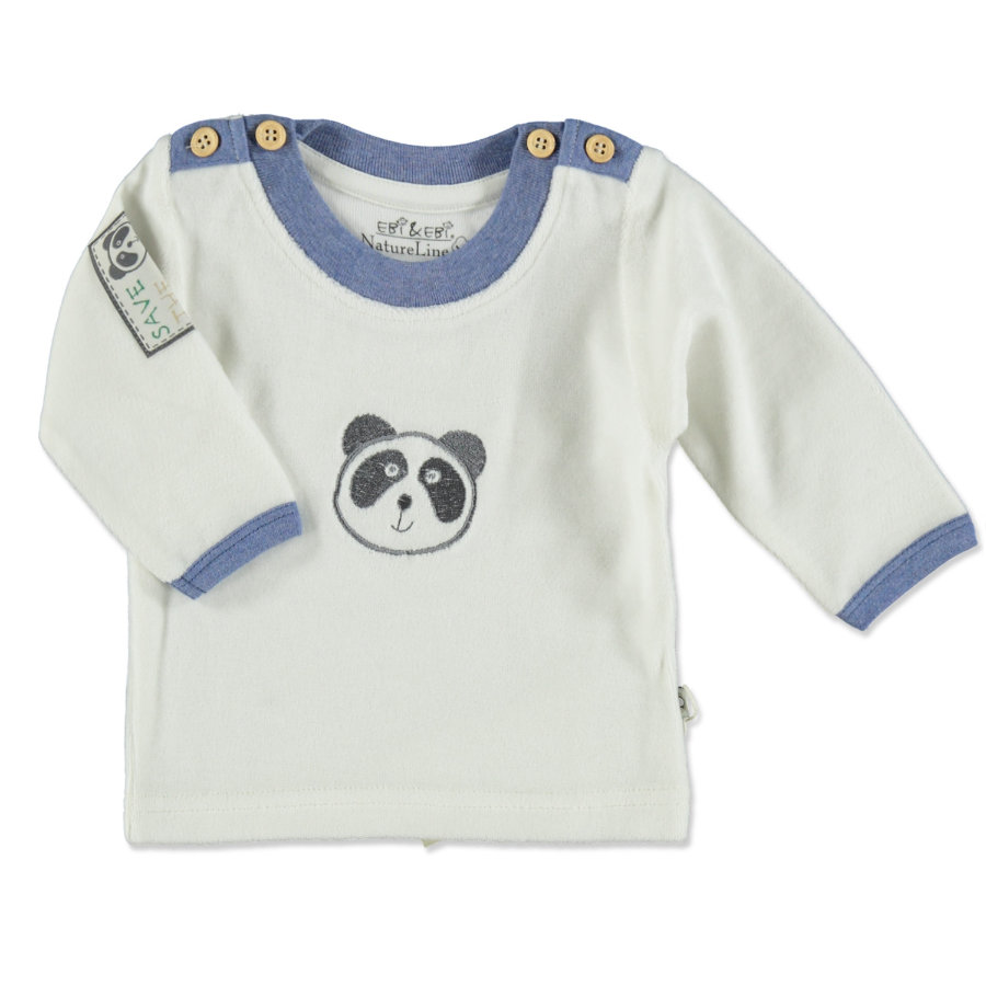 EBI & EBI Fairtrade Sweatshirt natur