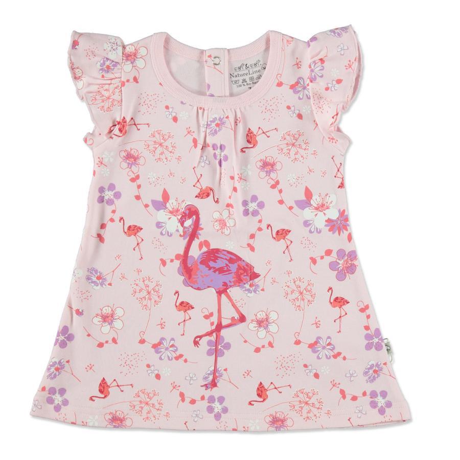 EBI & EBI Fairtrade kleding allover/roze jurk