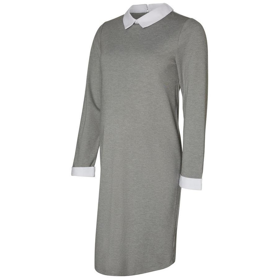 mama licious Robe de maternité MLCINDY Gris moyen mélangé