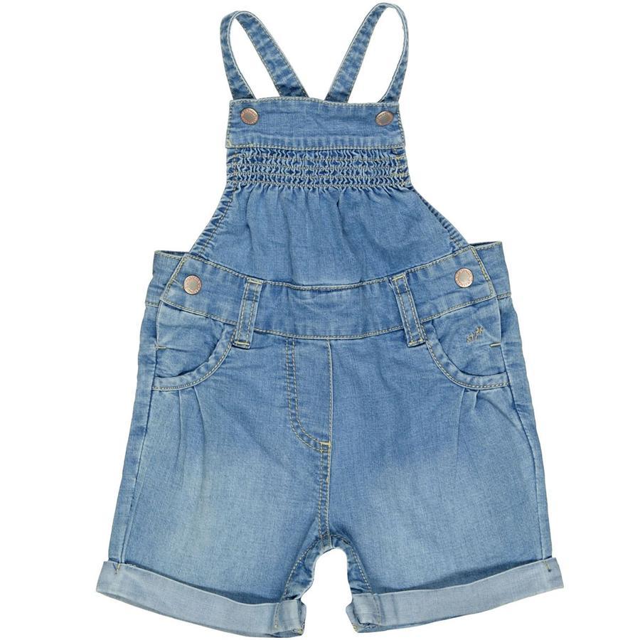 STACCATO Girl s Latzbermudas azul denim
