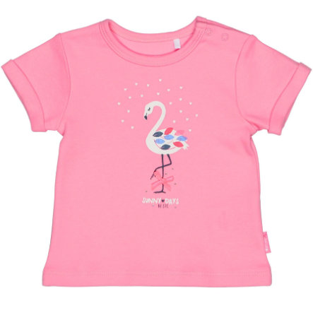 STACCATO Girls T-Shirt w dark rose