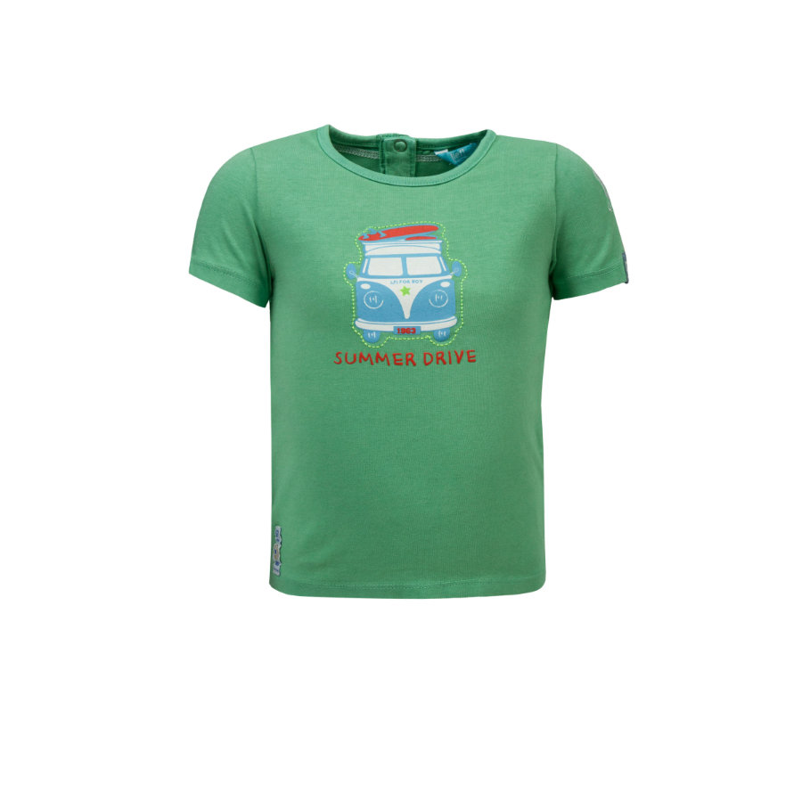 lief! Boys T-Shirt green