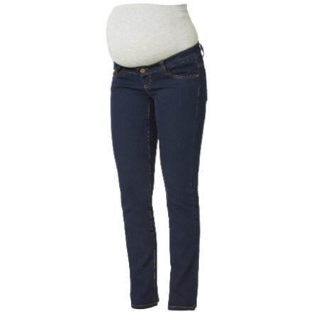 mama licious Jeans de maternité MLTABBBY Bleu foncé Denim