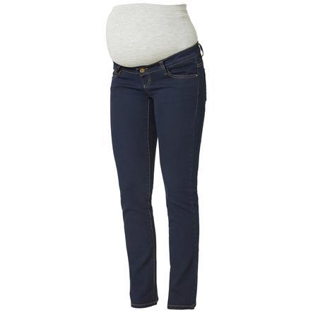 Mama Licious Jeans MLTABBY Dark Blue Denim