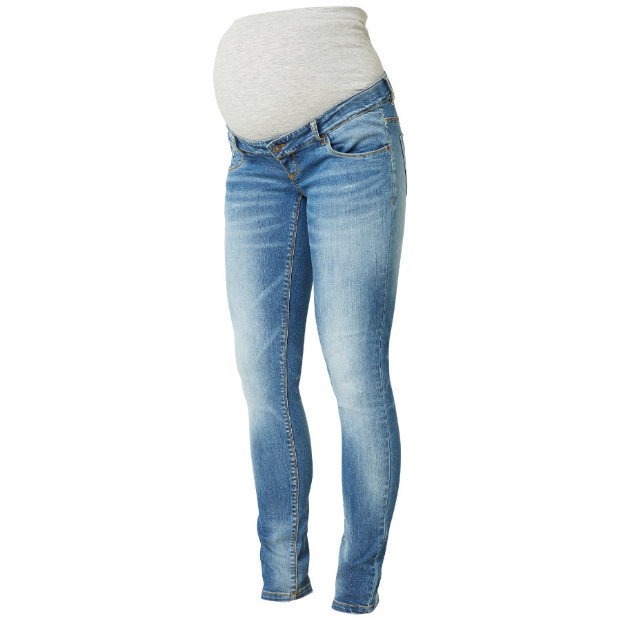 mama licious Jeans MLBIRDIE Medium Blue Denim