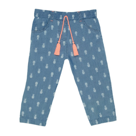 STACCATO Girls Jumperpants blue denim