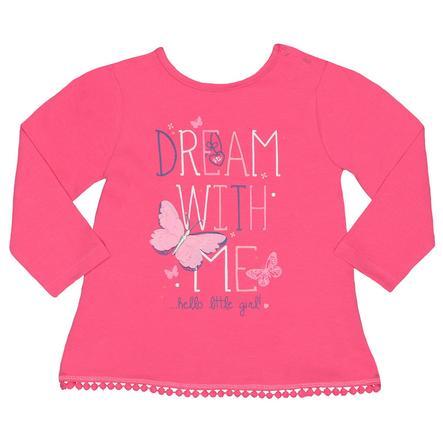 STACCATO Girl camisa manga larga rosa oscuro